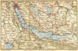 Lake Zurich Map